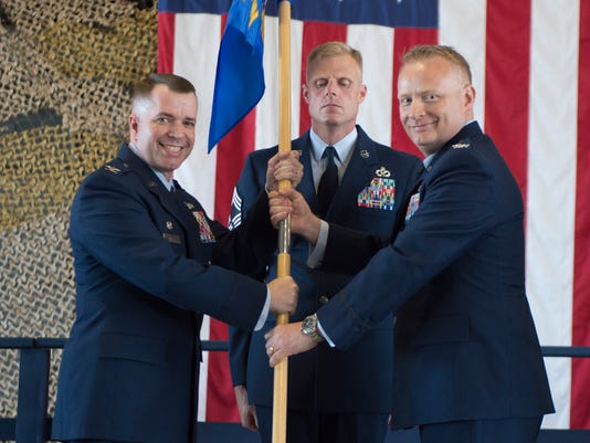 635th Command Change
