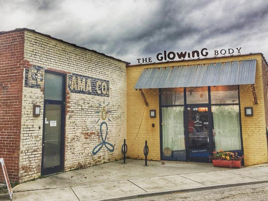 Glowing Body Yoga and Healing Arts, 711 Irwin St.