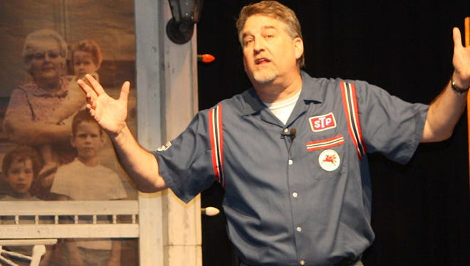 "Pat Hazell brings his one-man, nostalgic comedy show ""The Wonder Bread Years"" to Southern Door Community Auditorium on Nov. 25. Tickets are on sale."