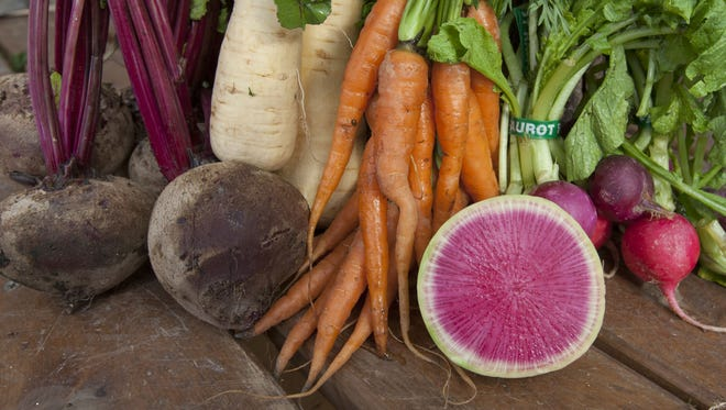 Don't be intimidated by root vegetables.