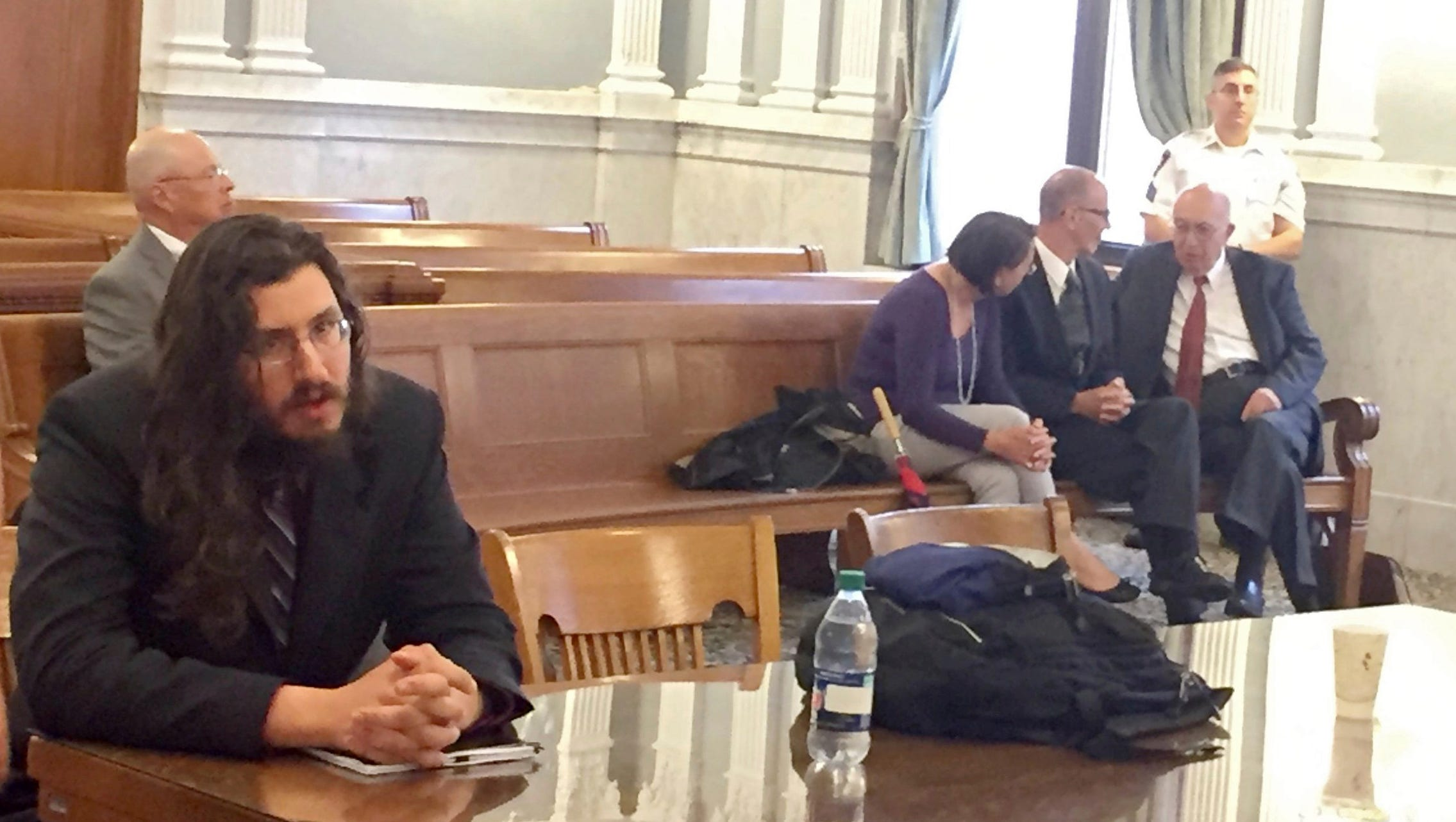 It\'s moving day for 30-year-old Michael Rotondo, evicted from his ...