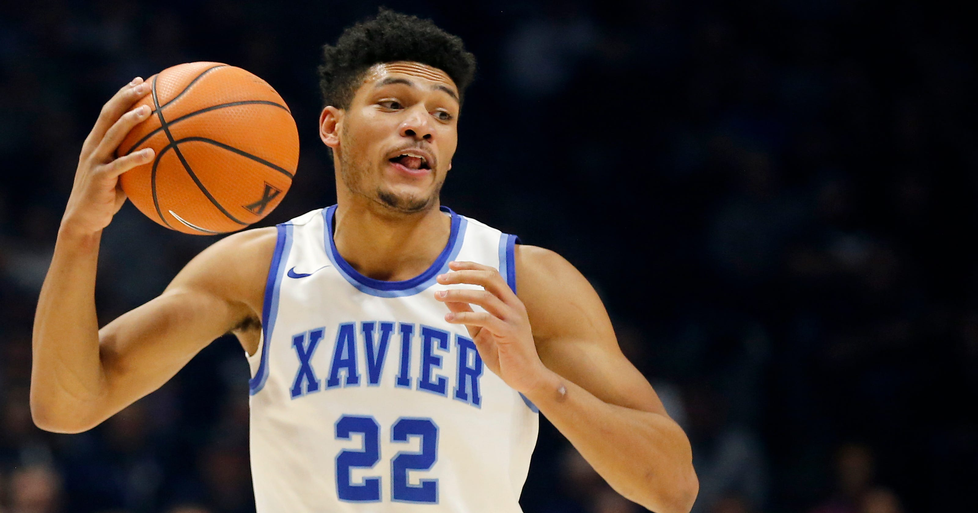 558eef70b7a Report: Xavier's Kaiser Gates agrees to training-camp deal with Chicago  Bulls