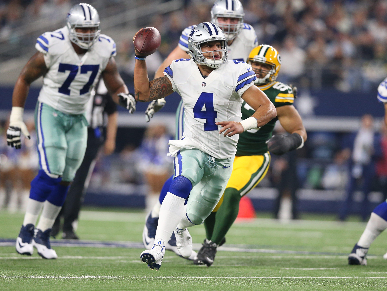 See where Dak Prescott ranks in NFL jersey sales