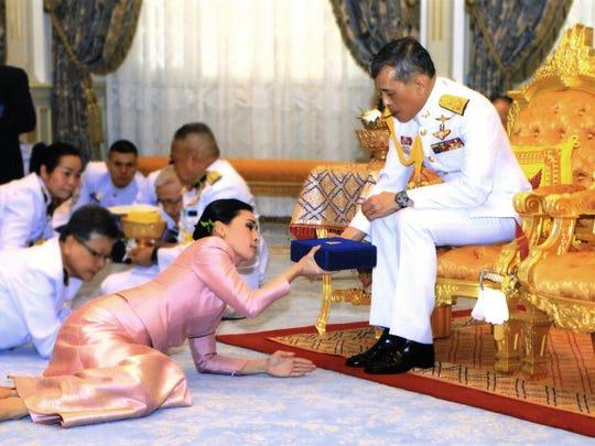 Thailand Monarchy