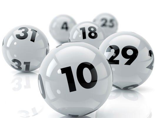 lottery balls 179108806