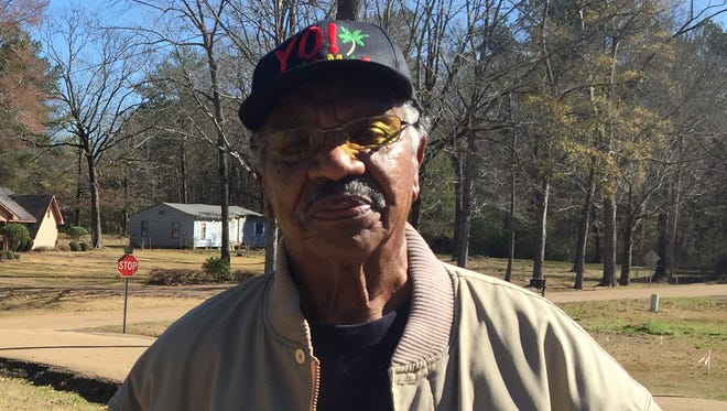 Luckney Road resident Walter Redd says getting his home and surrounding ones on a centralized wastewater treatment system would benefit his entire community. That's why he helped the city educate residents on Brandon's project plans.