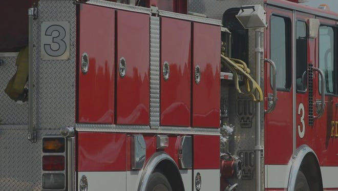 A man was rescued after becoming submerged in chest-deep muck southeast of Loveland.