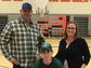 Anderson High School's Joe Ingram signed his letter
