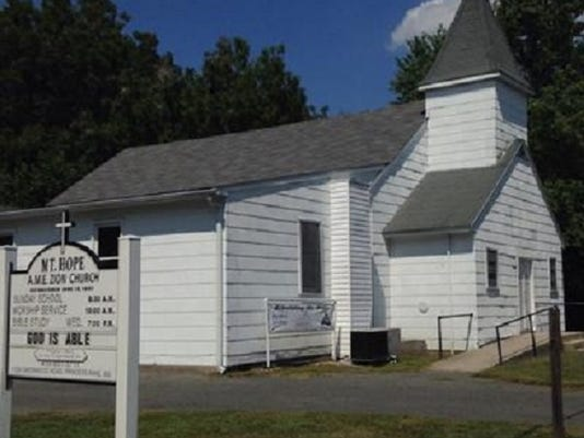 St, James AME Zion Church