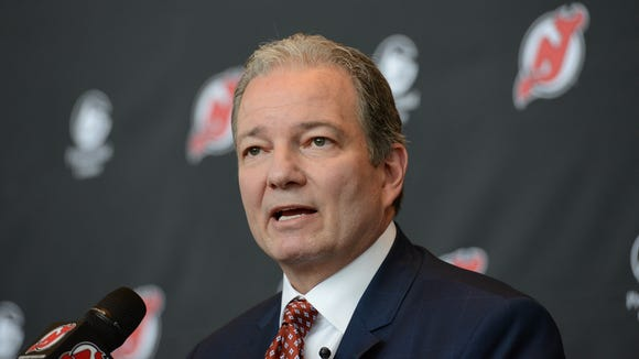 Devils general manager Ray Shero has time to deliberate over what to do with the No. 1 overall pick.
