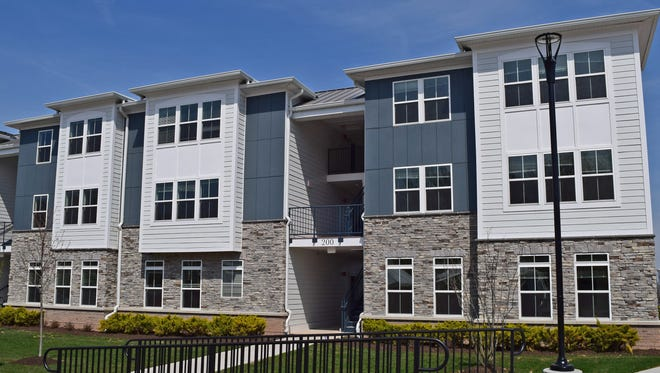 Being built on the site of an aging public housing site in Woodbridge, Jacob's Landing is a new community of 204 affordable rental homes, ranging from one to four bedrooms. The first of three phases is now complete, and tenants are moving in.