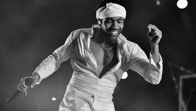 Childish Gambino performs at the 2017 Governors Ball Music Festival - Day 2 at Randall's Island on June 3, 2017 in New York City.
