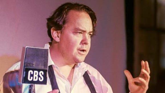 """Erik Van Beuzekom performing """"Rosebud: The Lives of"""