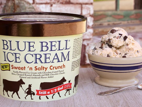 New flavor from Blue Bell arrives in time for National