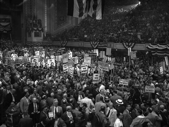The 1948 Republican convention