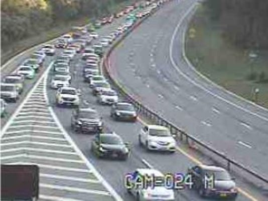 Taconic State Parkway traffic