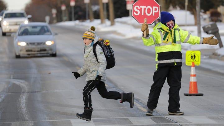Appleton hires California company to manage school crossing guard program