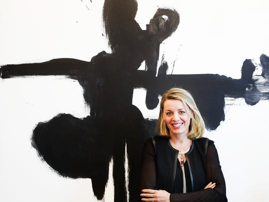 Shelley Broader, CEO and president of Chico's FAS,