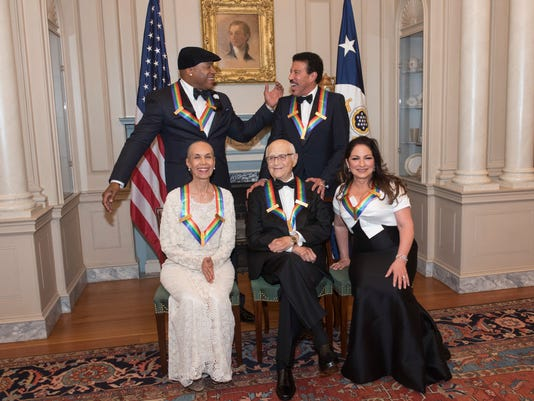 AP KENNEDY CENTER HONORS STATE DEPARTMENT A ENT USA DC