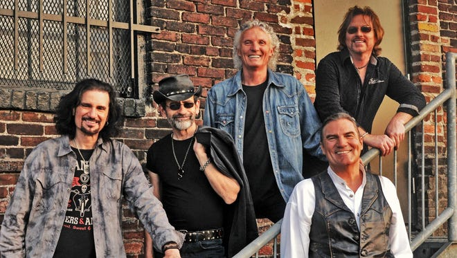 Grand Funk Railroad performs Saturday at Tioga Downs Casino.