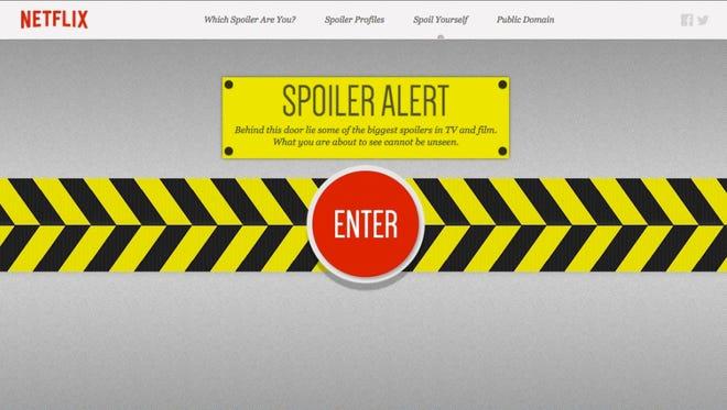 Netflix spoilers website.