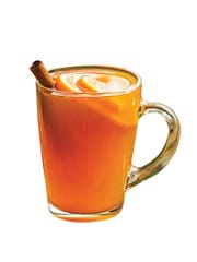 The Belevedere Toddy is made with vodka.
