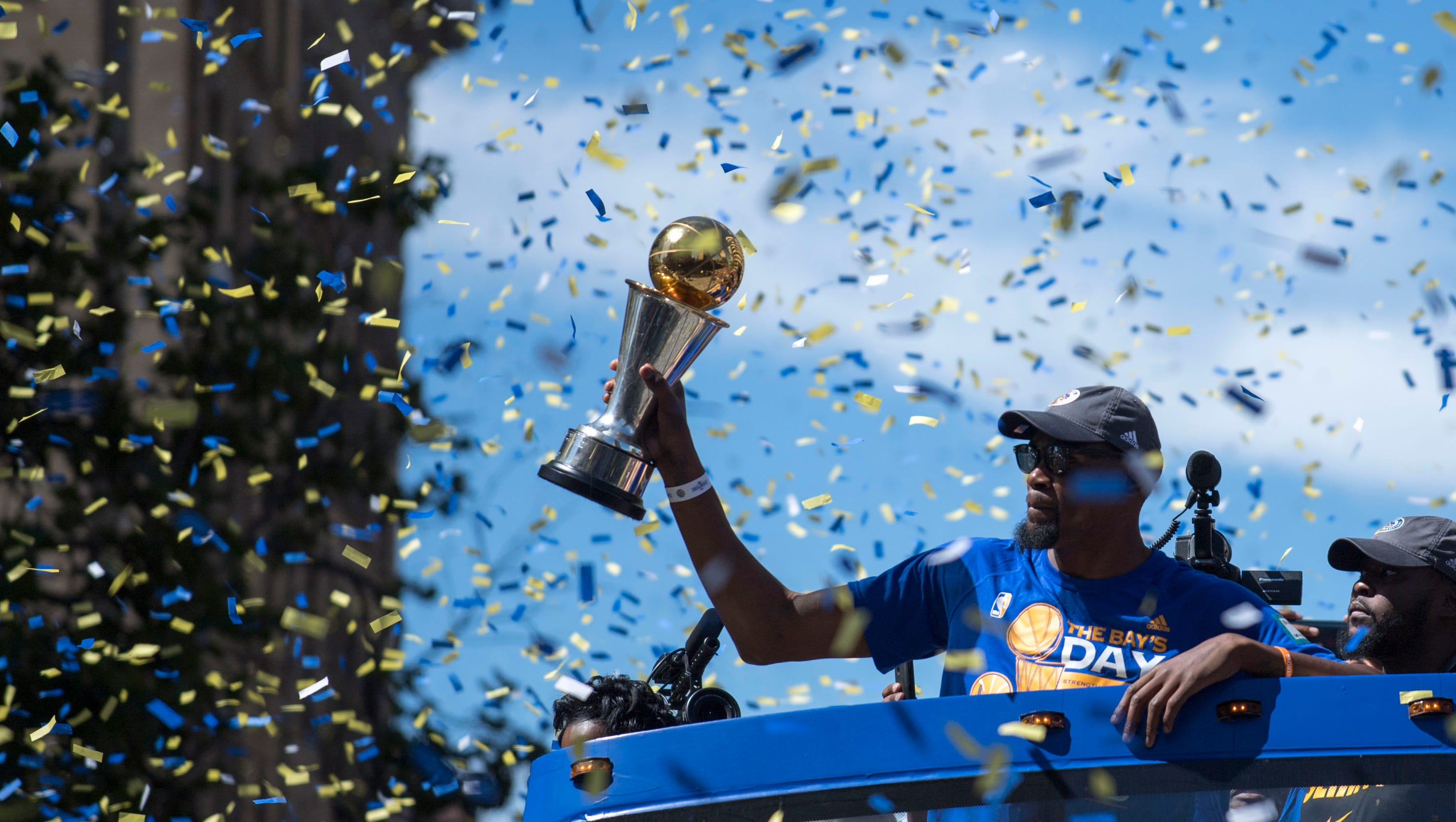 Warriors championship parade: Best photos from celebration