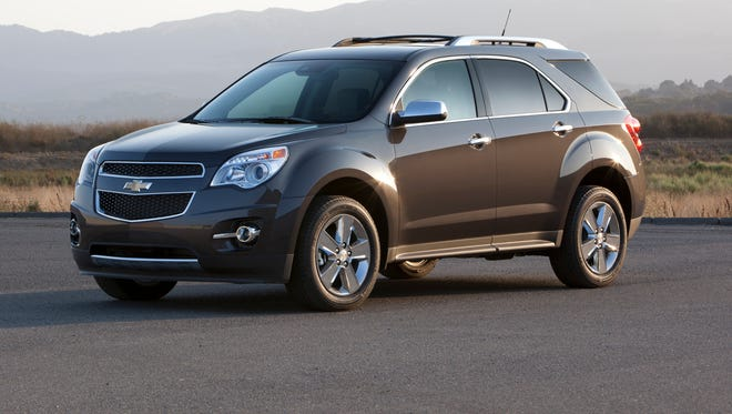 The government wants to know if a recall of 368,000 Chevrolet Equinox and GMC Terrain compact SUVs from the 2013 year should include more vehicles from 2010 to 2016.
