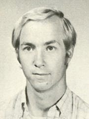 William Robinson's photo in his 1973 apprentice graduation