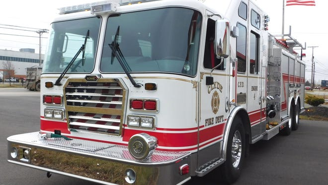 The Clyde Fire Department was awarded a 2018 Fiscal Year MARCS grant by the Ohio State Fire Marshal Office, according to the agency. The department was the first in Sandusky County to receive a MARCS grant.