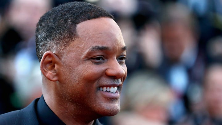Will Smith to bungee jump for 50th birthday, but not over Grand Canyon as planned