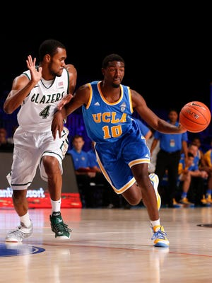 UCLA guard Isaac Hamilton's 21 points were enough for the Bruins to salvage a win over UAB.