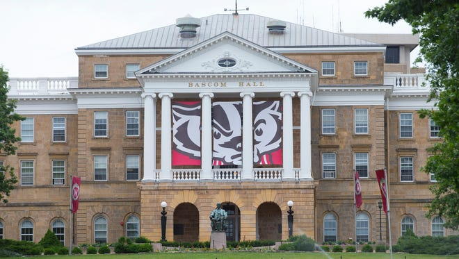 University of Wisconsin-Madison's Bascom Hall.