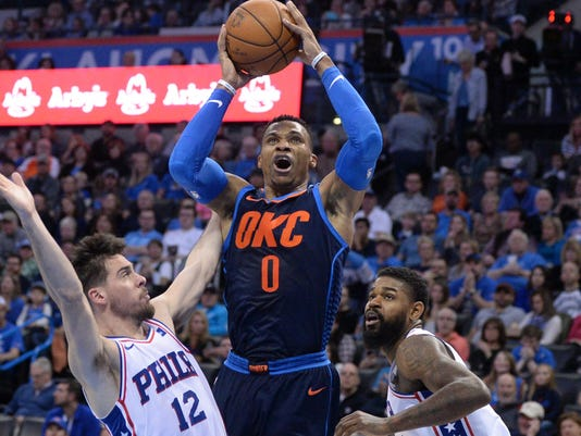 2018-01-28 Russell Westbrook