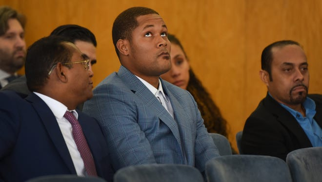 Charges against Mets closer Jeurys Familia were dropped in December, leaving it to Rob Manfred's team to sort through the evidence.