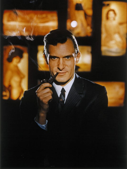 Playboy Enterprises Hugh M Hefner