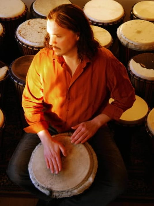 Jim Donovan, a former member of Rusted Root, is working on a book and a new album. He ll teach a Dec. 3 drum workshop in York.