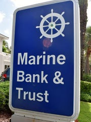 Marine Bank & Trust is celebrating not only its 20th