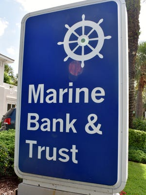 Marine Bank & Trust, which opened in 1997, has four full-service banking centers, in Vero Beach, Sebastian and Melbourne.