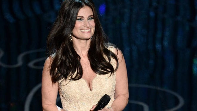 Idina Menzel will perform on Aug. 23 at Old National Centre.