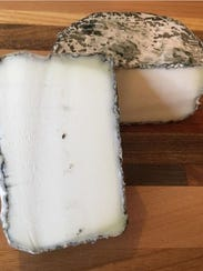 A cheese available exclusively from Saxelby Cheese:
