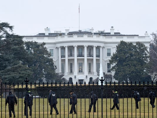 AP SECRET SERVICE DRONES A FILE USA DC
