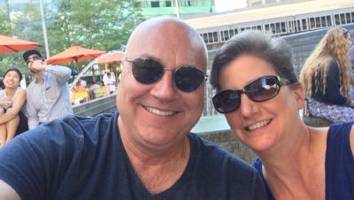 Cal Stone and his wife, Whitney McClellan-Stone, have been appointed to the Downtown Development Authority and Brighton Arts & Culture Commission, respectively.