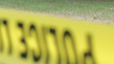 A man was found dead in a shed that burned Sunday night.