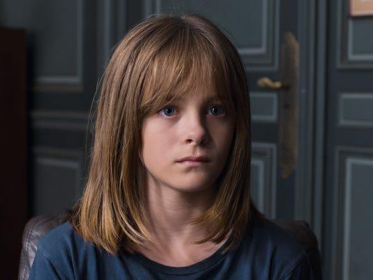 """Fantine Harduin as Ève in """"Happy End."""""""