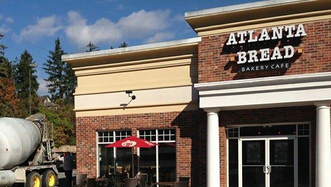 Merrimon's Atlanta Bread Company.