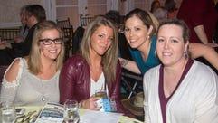 Dana Vanacore, Danielle Eck, Jenn Eck, Janielyn Eck.