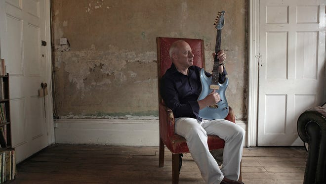 Mark Knopfler will perform Oct. 4 at the Michigan Theater.