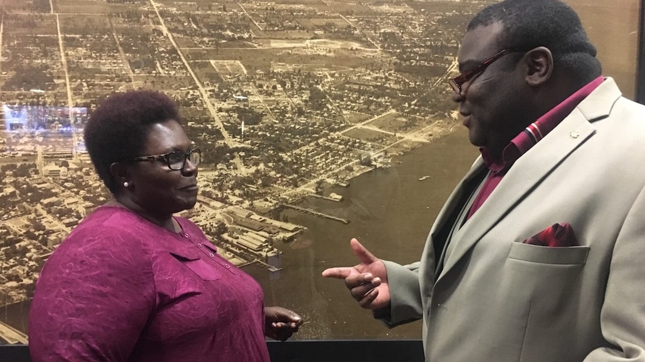 A Fort Myers resident and activist, Anthony Thomas, Jr. is working with State Rep. Heather Fitzenhagen (R) to see if Lee Health will provide free cancer screenings for neighbors of the city's South Street sludge site and test them for arsenic.