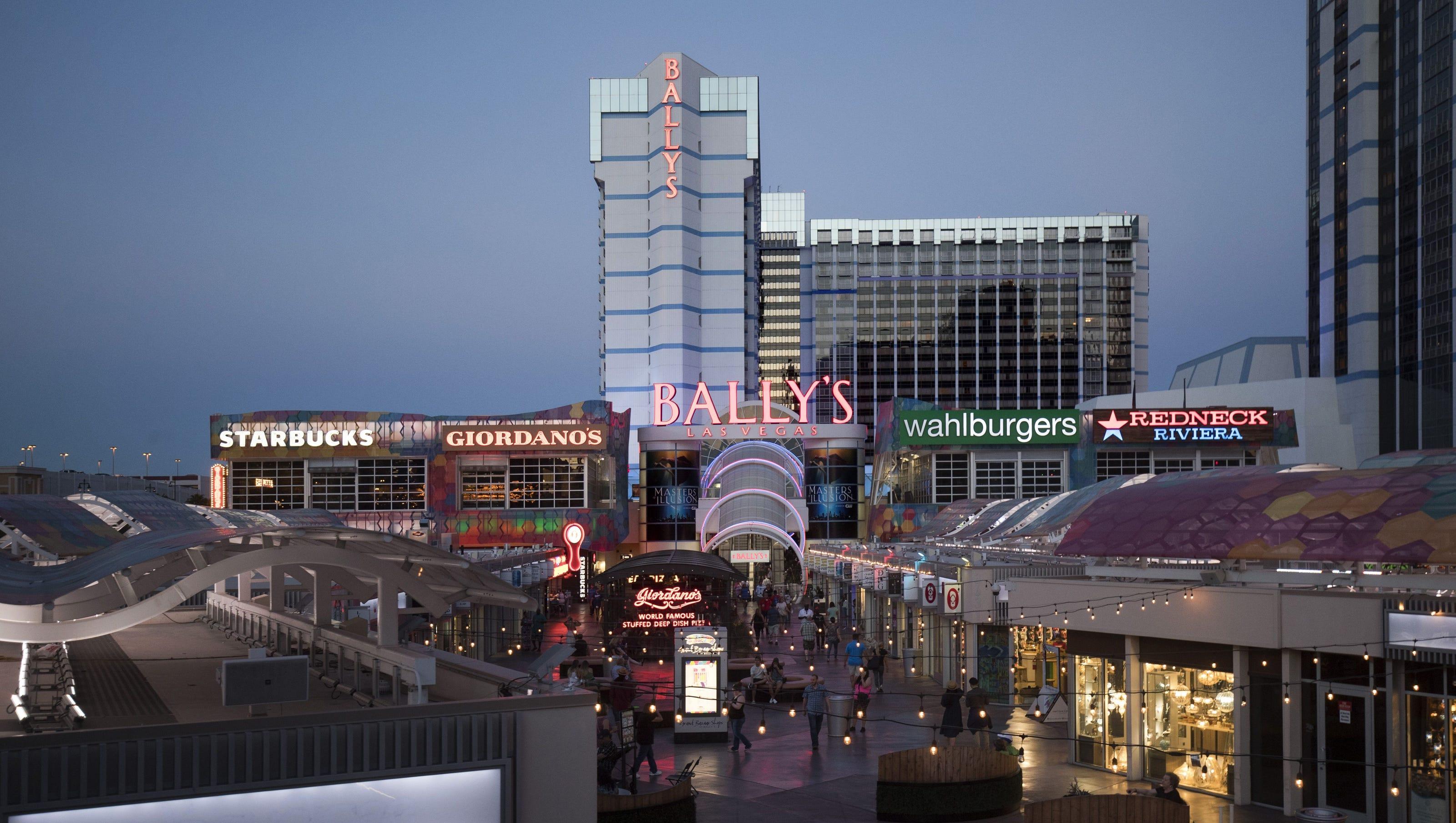 BallyS Las Vegas Restaurants